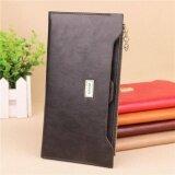 WLT-045 Bogesi 838 Woman Fashion Elegant Lady Wallet Bag Purse (BLACK)