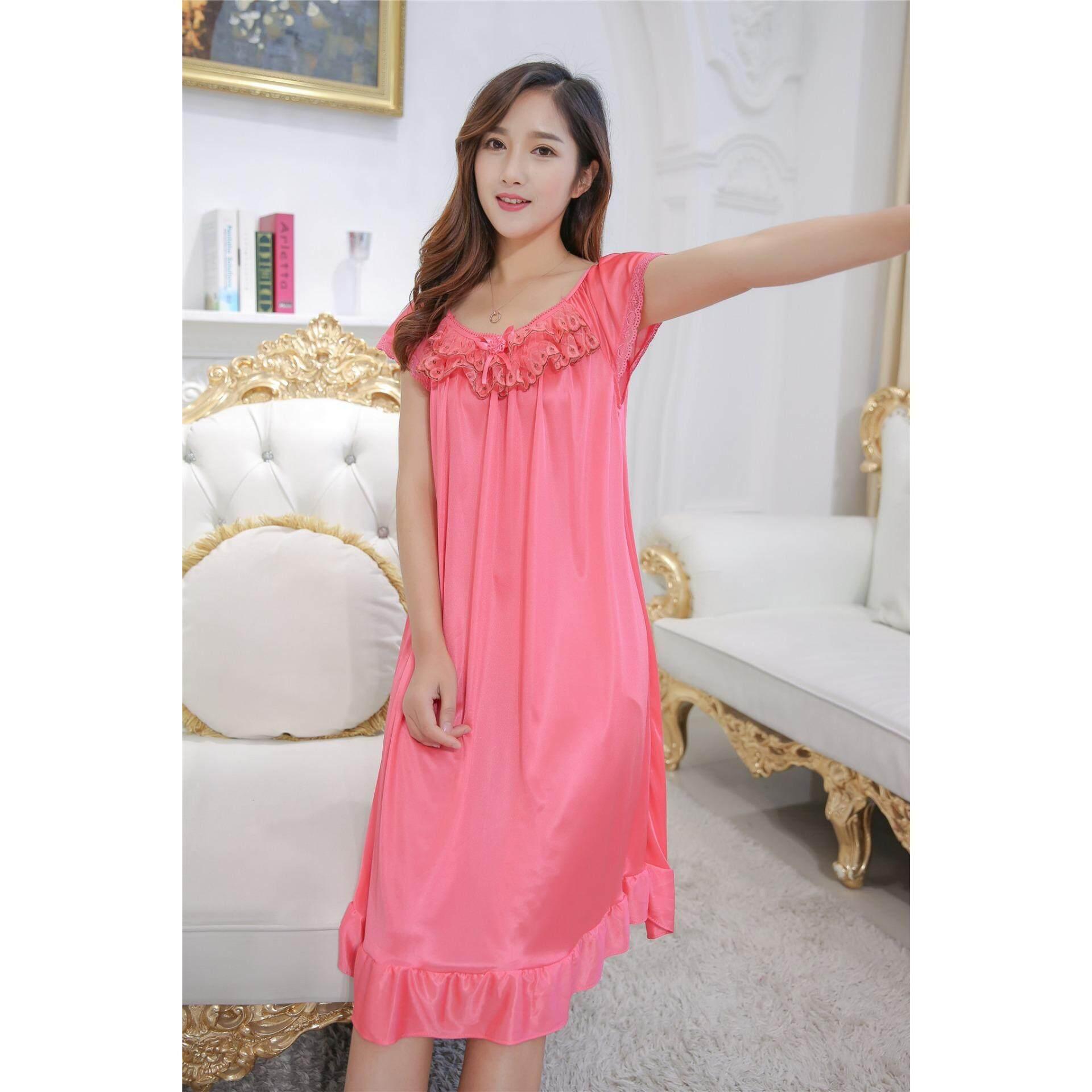 479f883a0 Bolster Store Ladies Women Sexy lingerie Sleepwear Short Sleeve ...