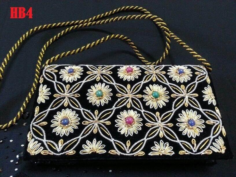 Bombay Clutch Bag HB4