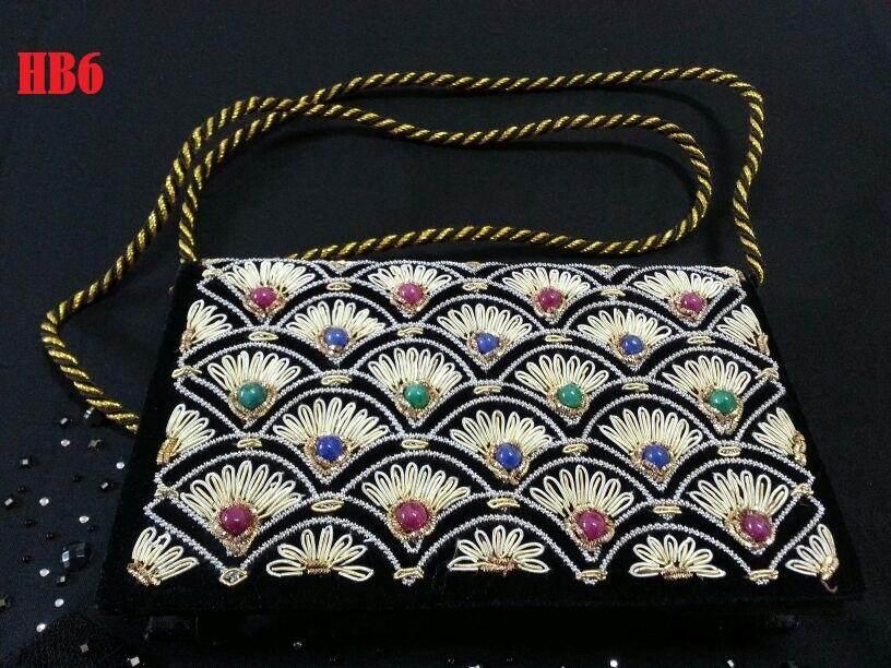 Bombay Designer Clutch Bag HB6