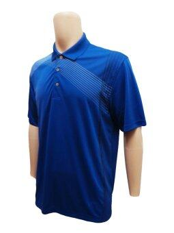 Callaway-RoundTree & York Golf Performance Golf Polo Shirt 001 (blue)