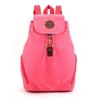 Canvas Women Bag Backpack School bag For Teenagers Ladies Girl BackPack Schoolbag Bagpack