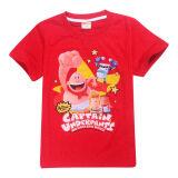 ขาย Captain Boys 3 15 Yrs 100 155Cm Body Height Cotton T Shirts Color Red ใน จีน