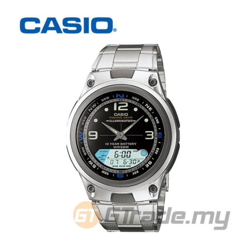 Casio Standard AW-82D-1AV Analog Digital Watch Malaysia