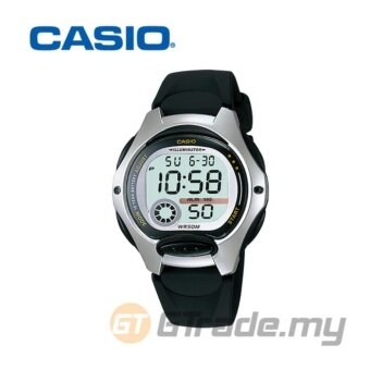 Harga CASIO STANDARD LW-200-1AV Digital Watch