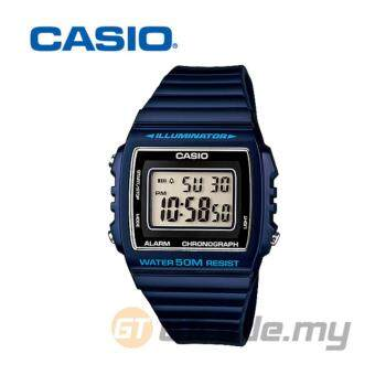Harga CASIO STANDARD W-215H-2AV Digital Watch