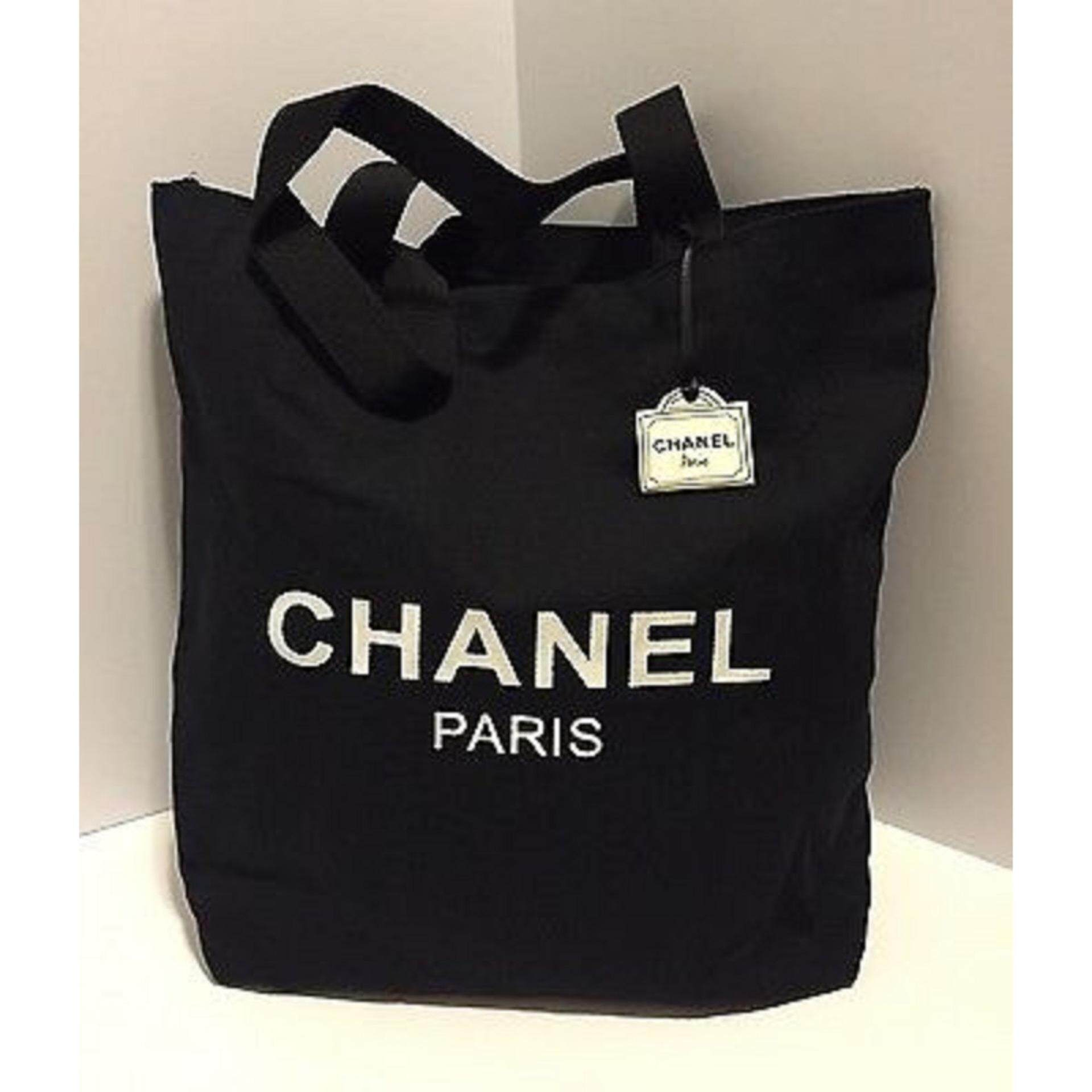 6303eb02b27d Chanel VIP GIFT Thick Canvas Tote Bag- Very Rare (Clearance Sale)