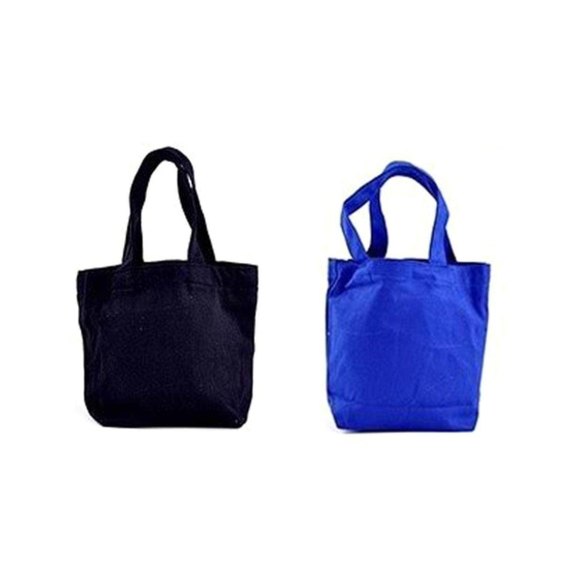 CLEARANCE SALE BELOW COST- Thick Canvas Tote Bag - Random colors + free  shipping a9d78e01f54d5