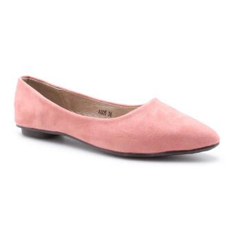 COMO A005 Women Flats Pink