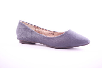 COMO C003 Women Flats Grey