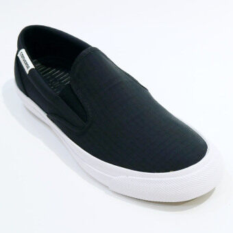 converse all star black. converse all star core slip-on ox-p 156402c men (black/white converse black