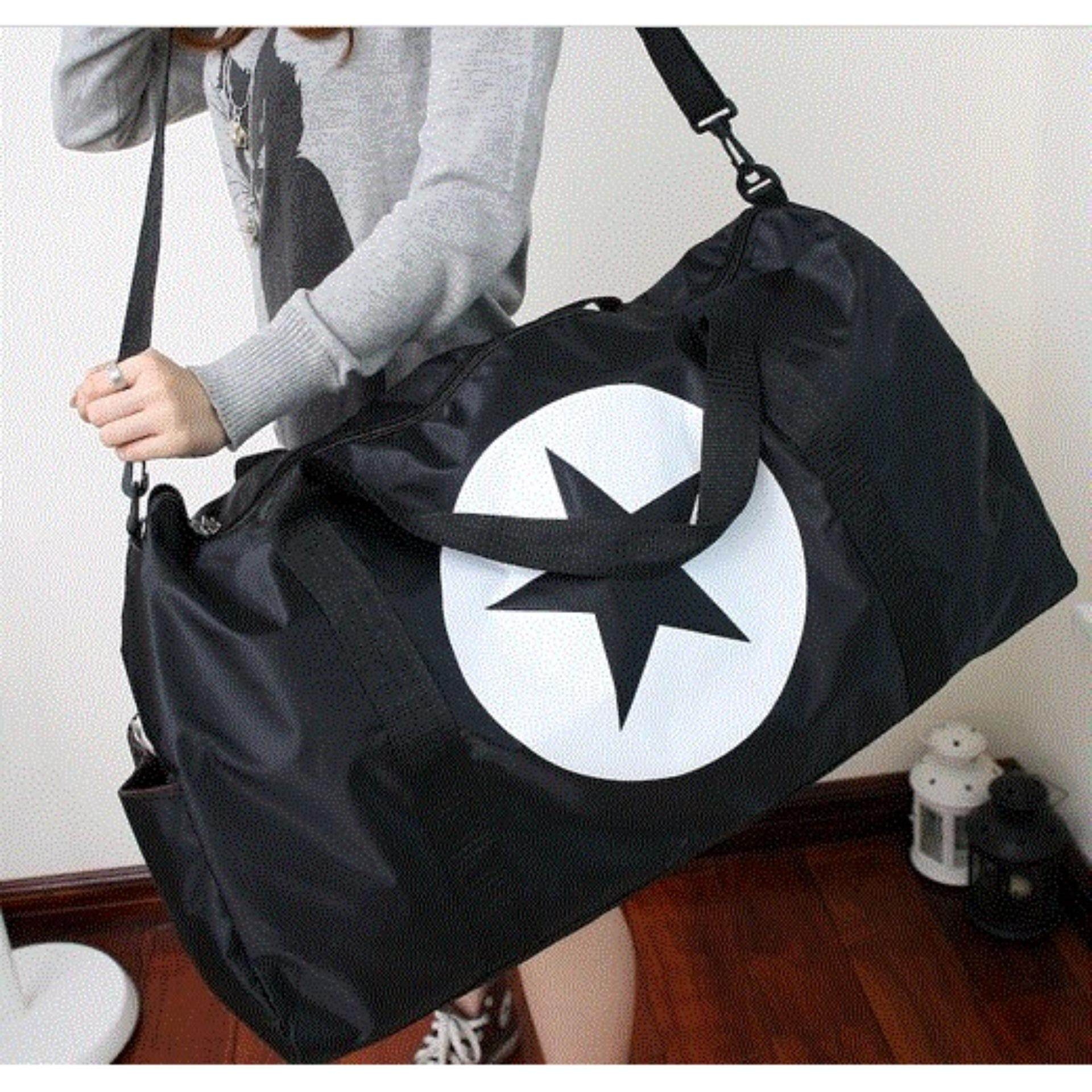 Converse Logo Travel Luggage Bag/gym bag with Large Capacity
