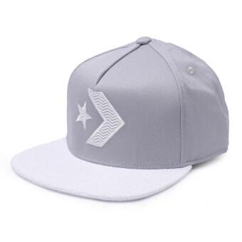 CONVERSE Star Unisex Snapback Cap Blue Chambra (Grey)