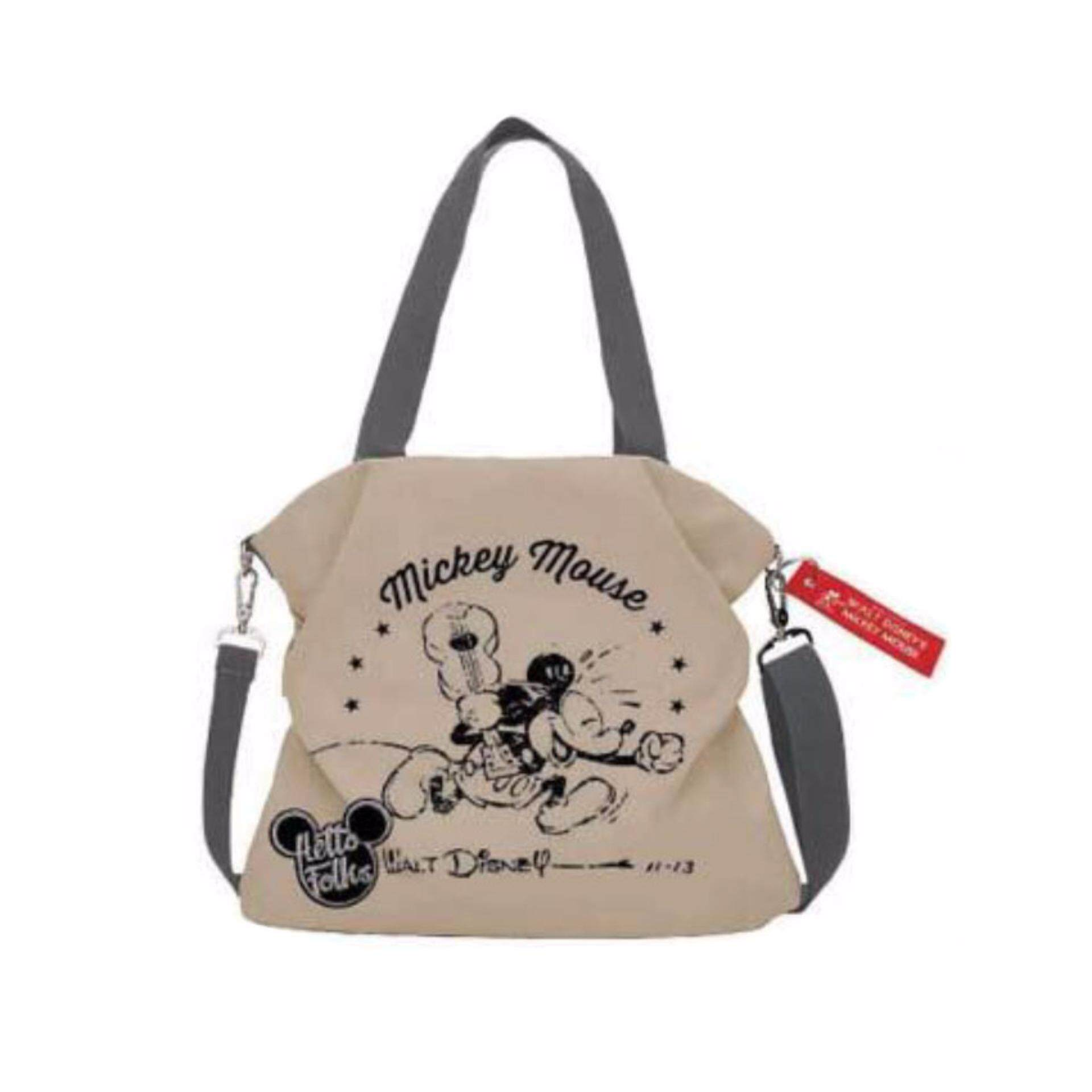 Disney Mickey Adult Two Ways Tote Bag - Hello Folks