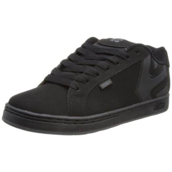[DNKR]Etnies Mens Fader LS Shoes Footwear,Black Dirty Wash,9.5 - intl
