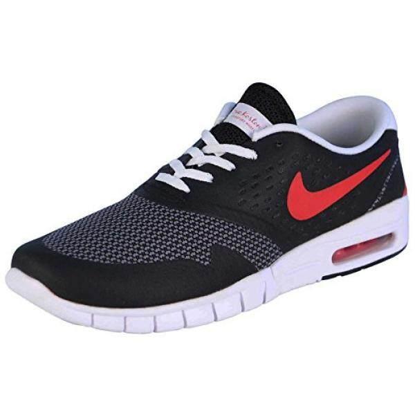[DNKR]Nike Mens Eric Koston 2 Max Running Shoe-Black/University Red-8 - intl