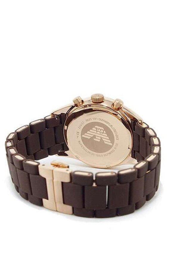 Emporio Armani AR5890 Sportivo Chronograph Men's Watch(Int: One size)