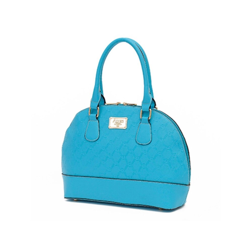 Eslene Alves AL3-563 Handbag-LIGHT BLUE