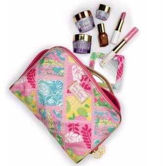 Harga Estee Lauder Lilly Pulitzer Cosmetic Bag With Mirror