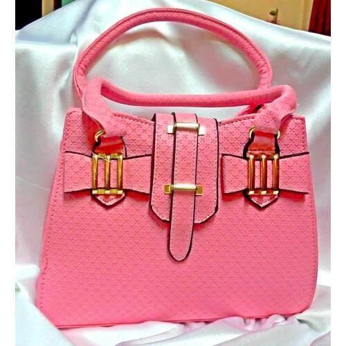 EstherRobert Femine HandBag  Pink