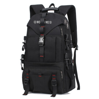 European and American Travel sports backpack (479 upgrade black)