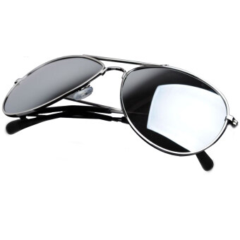 Fashionable UV400 Metal Frame Aviator Sunglasses