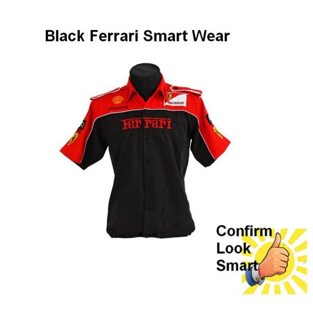 field jersey replica ferrari jackets men mx apparel f store jacket online softshell scuderia en menswear official