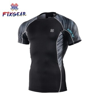 Fixgear c2s-b67 Stylish quick-drying breathable fitness clothes slim fit clothing