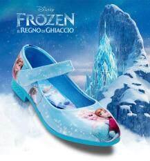 โปรโมชั่น Frozen Princess G*Rl S Party Perform Dancing Flats Slip Ons Color Main Pic Kisnow