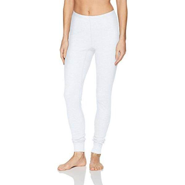 Fruit of the Loom Womens Thermal Waffle Bottom, Arctic White, - intl