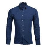 ขาย ซื้อ Gents Fashion Cotton Long Sleeve T Shirt Color First Pic จีน