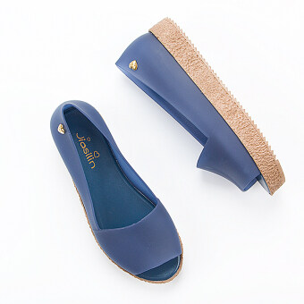 Harga Girls with jelly shoes sandals (Jelly blue) (Jelly blue)