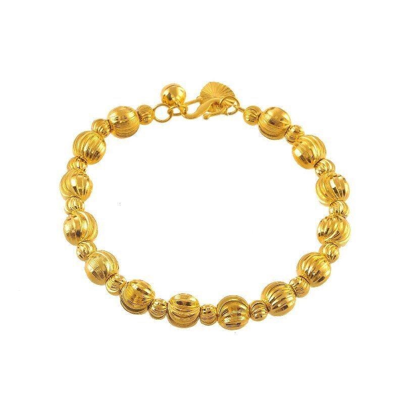 Emas Korea 24k Cop gi6 GoldenJaguar Bracelets