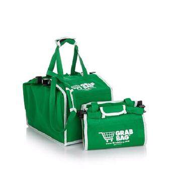 Harga GRAB and GO Bag ( Supermarket Shopping Bag )