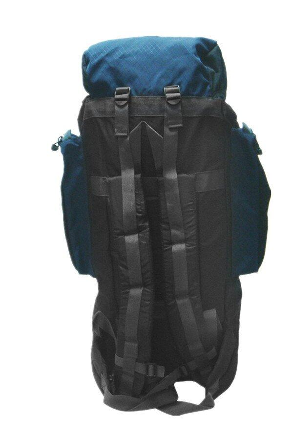 Haitop Hiking Backpack 40L 98701L Black & Navy Blue