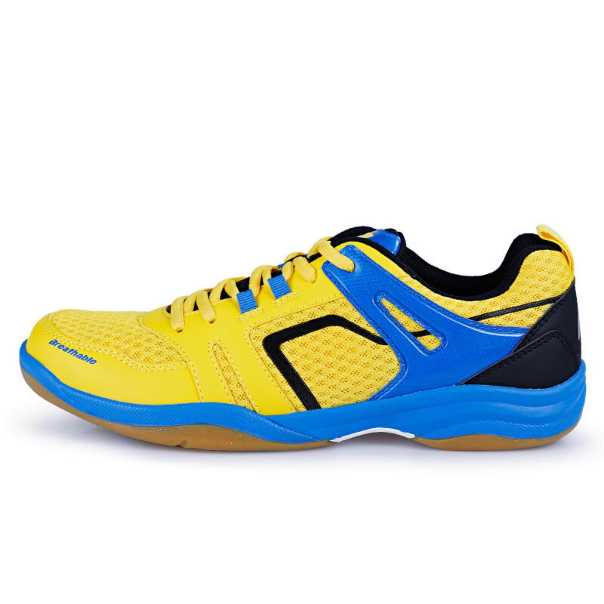 HEAD Original Badminton Shoes Breathable Non Slip Brand Tennis Shoes - intl