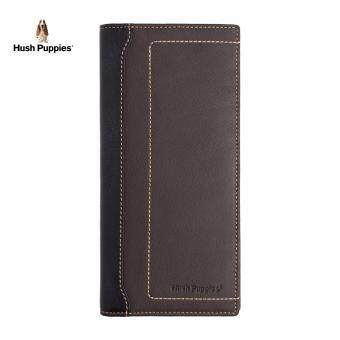 Hush Puppies Amir Long Wallet (Dark Brown)