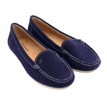 Harga Hush Puppies LEXUS III LOAFERS (Navy)