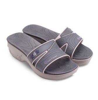 Hush Puppies LOLLIPOP (S-S) Sandals (Grey) - 3