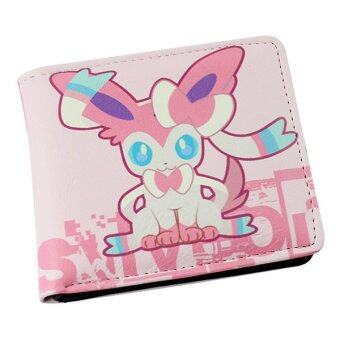 Harga Pocket Monster Wallet Sylveon