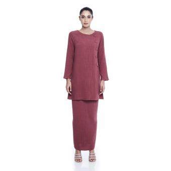 Harga Jada Kurung Set (Rose Red)