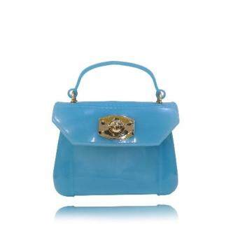 Harga Strawberry Queen Mimi Jelly Bag (baby blue)