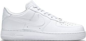 Harga Nike Men's Air Force 1 Lifestyle Shoe (White)