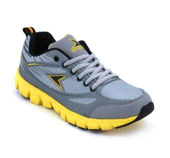 Harga Power Mens athletic running shoes 8428495 - (grey)