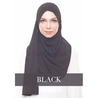 Harga Naelofarhijab Timeless Beauty Single-Black