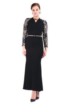 Harga Vercato Alia Dress Black
