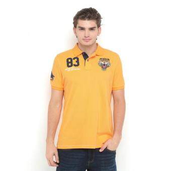 Harga Polo Haus - Polo Tee (Yellow)