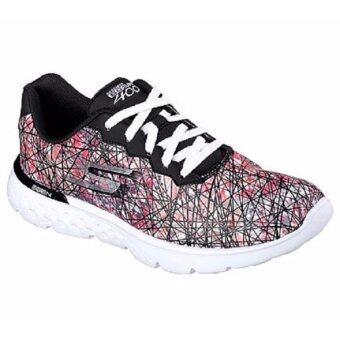 Harga Skechers Women GO RUN 400 ( 14353 BKW )