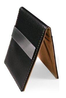 Harga Stable Money Clip Wallet Type A Brown