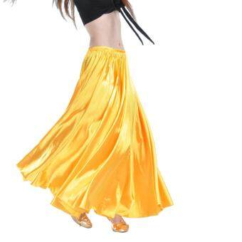 Harga Shining Belly Dancing Long Skirt Swing Skirt Belly Dance Costumes